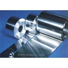 Couleur bleue 8011 H22 0,14 mm * Feuilleté en aluminium / aluminium en aluminium enduit hydrophile à 270 mm