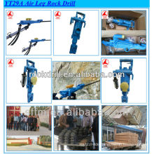 Pneumatic Rock Drill/Air Leg Rock Drill For Rock Drillg