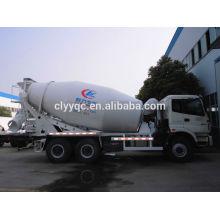 Foton Auman 6X4 concrete mixer truck for sale