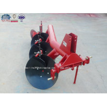 Pipe Disc Plough with 3 Discs with Factory Quality