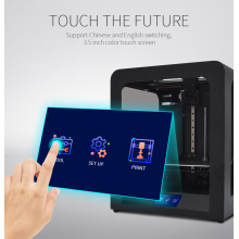 3D printing technology mini 3D printer matel casing