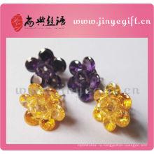 Культурного Ювелирные Изделия Shangdian Созданный Большой Циркон Серьги
