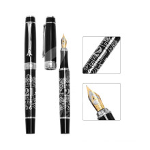 High Grade Metal Fountain Pen for Promotional Business Gift