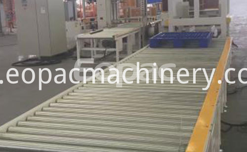 Drive Roller Conveyor Pallet Conveying