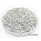 Aluminum Evaporation Pellet 99.999% High purity Al pellet