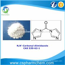 N, N '- carbonildiimidazol, CAS 530 - 62 - 1, agente de condensación al 98%