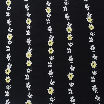 Wholesale reactive dyes printed rayon viscose crepe fabric