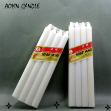 19g White Candle 8 * 65 Paquet Bougies En Afghanistan