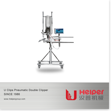 U Clips Pneumatic Double Clipper