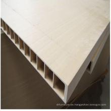 Máquina del extrusor del panel de puerta del PVC WPC