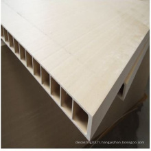 Machine d'extrudeuse de panneau de porte de PVC WPC
