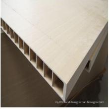 PVC WPC Door Panel Extruder Machine