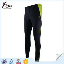 Custom Mens Compressão Tights Moda Sportswear