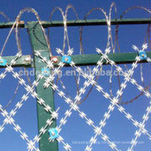 christmas electric fence razor mesh fencing