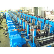 C Purlin Channel - Uni Strut Roll formando máquina de produção do Vietnã