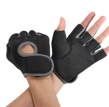 Half Finger Glove Women
