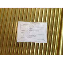Uns C44300 Copper Alloy Tube and Pipe Brass Tube