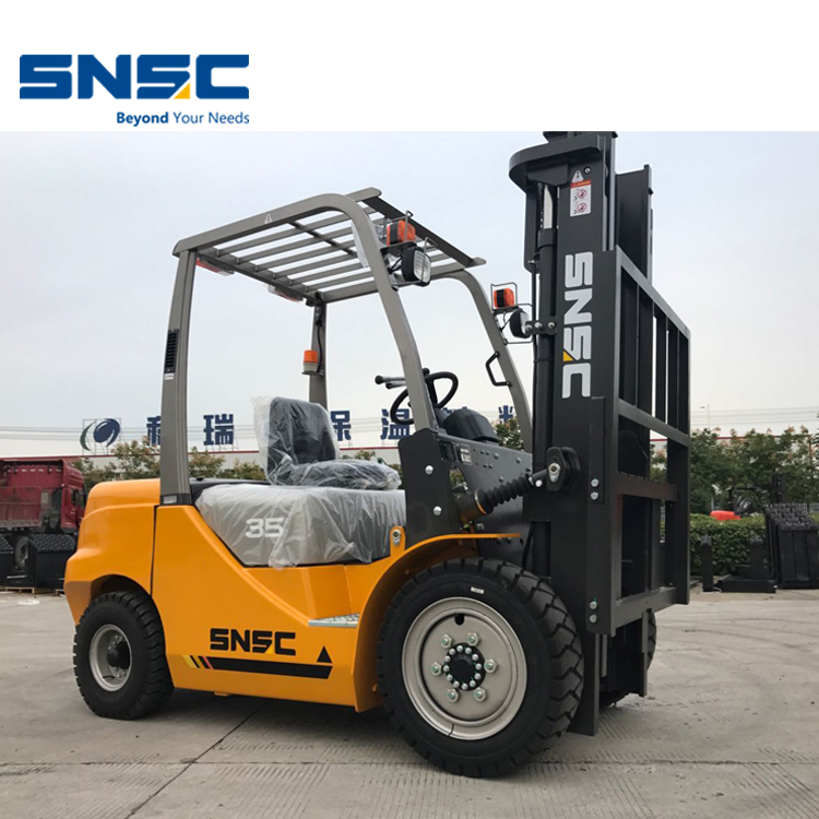 3.5Ton Diesel Powered Forklift Price a la venta