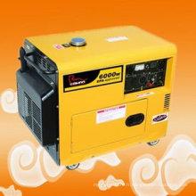 Groupe électrogène diesel certifié CE 6kva