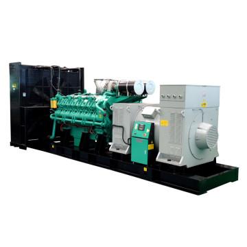 800kW-2400kW Middle Voltage Diesel Generator 6kV