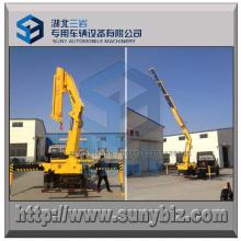 10 Tonnen Falten Boom Crane Knuckle Arm Truck Crane