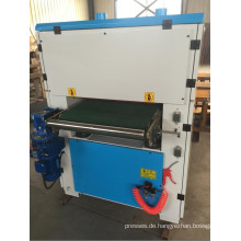 Rasierbretter / Holzwerkstoffe Zwei Köpfe Sander Maschine