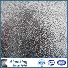 Plaque d'aluminium Peel d'orange 3003/3105