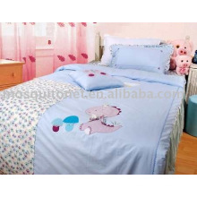 cartoon children bedding set