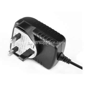 Adaptador de corriente de enchufe desmontable internacional AC DC