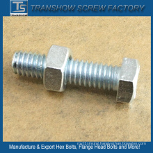 SAE Grade 8 High Strength Steel Hex Head Bolt