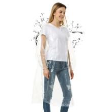 Best sales Logo Plastic Womens Rain Gear