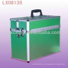 Оптовые продажи Портативные алюминия видных чемодан с одной лямкой
