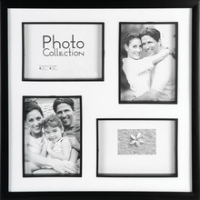 4 Opening Wall Hanging Collage Photo Frame