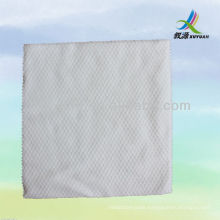 Nonwoven hand towels embossed pattern viscose polyester