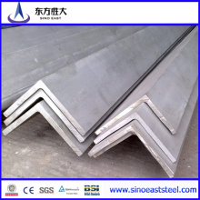 Barre d'acier à angle galvanisé