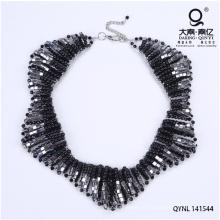 Bavoir collier commun Flash bijoux