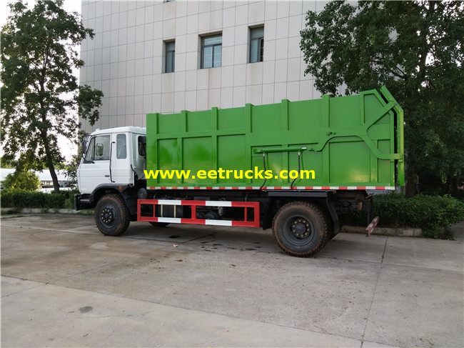 4x2 Docking Garbage Trucks
