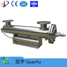 Ultraviolet sterilizer for water