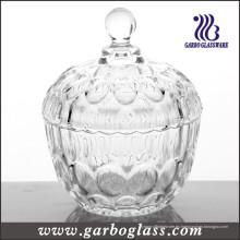 Tarro de almacenamiento de vidrio (GB1812YD)