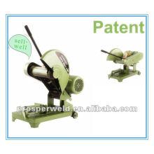 Máquina cortada patenteada, máquina cortadora de ferramenta de 400mm cortada