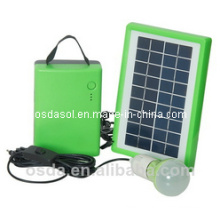 Colorful Solar Lighting System for Home Use (ODA3-4.5Q)