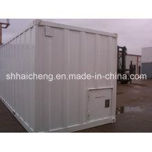 Wirtschaftliche modulare Flat Pack Container Häuser zum Leben
