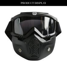 Gafas de Motocross Mascarilla Mascarilla Facial para gafas mascara anteojos máscara táctica