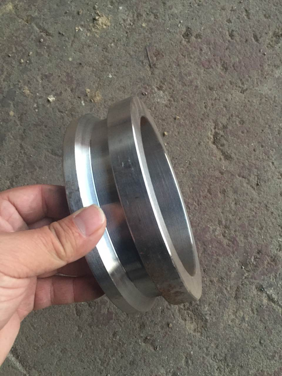concrete pump 157mm flange collar