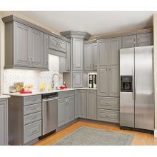 Gabinete de cozinha quadro de renovação de casa completa