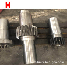 forging sprocket shaft from luoyang