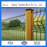 High Security Wire Mesh Fence Manufacturer