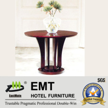 Lobby Decorate Furniture Wooden Flower Stand Table (EMT-FD10)
