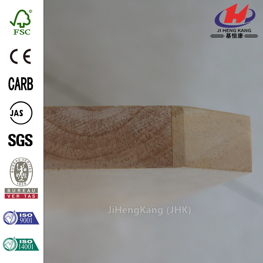 Bargain Price UVPainting Finger Joint Board