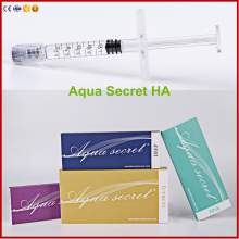 Pure Hyaluronic Acid Body Filler Dermal Injection